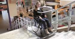 Zdvíhacie zariadenia zvyšujú mobilitu telesne postihnutých