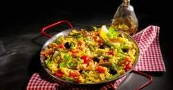Máte chuť na trochu španielskej kuchyne? Nech sa páči, Valencia paella..