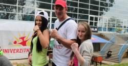 """Bratislavu čaká 8. ročník najväčšieho športového podujatia pre študentov, absolventov a mladých nadšencov športu """"Swiss Re Unihry 2016"""""""