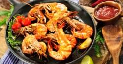 Krevety sú ideálnym diétnym pokrmom a pochúťkou zároveň