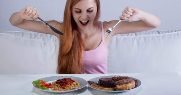 Jedzte viac, schudnite viac. To je reverzná diéta.