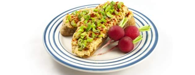 Tofu nátierka