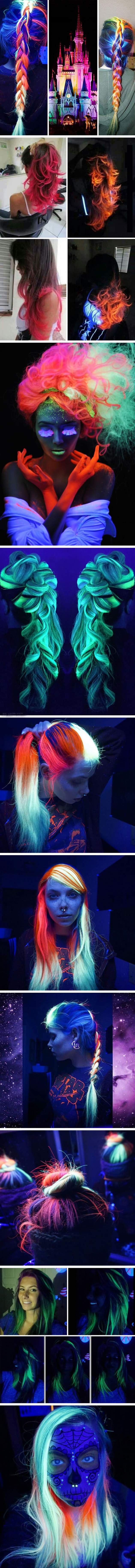 vlasy, farbenie
