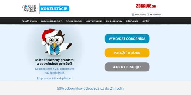 Klik-klinik.sk