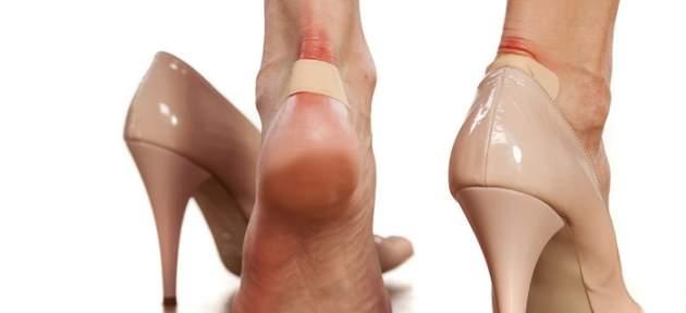 Pľuzgiere na nohách