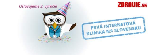 Klik-Klinik oslavuje 2. narodeniny