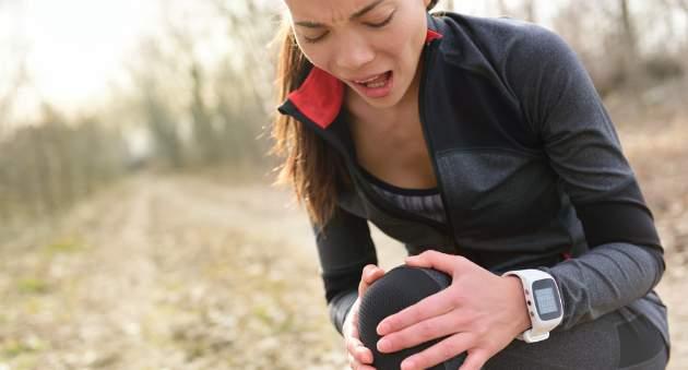 najčastejšie zranenia pri športe
