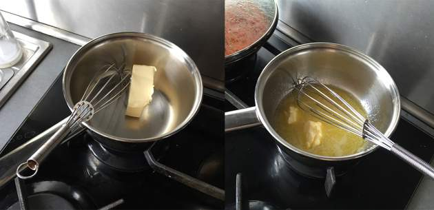 Roztopím si maslo