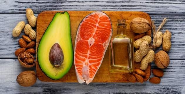 Potraviny - zdravé tuky