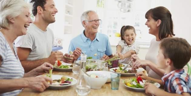 Rodinný obed