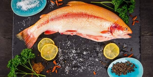 Ryba na doske