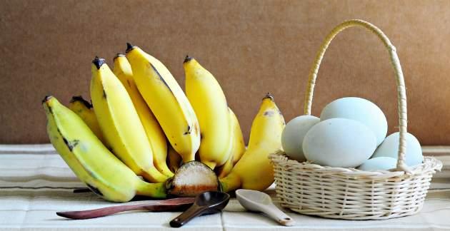 banány a plodnosť
