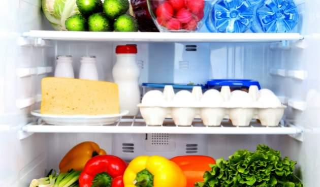 skladovanie v chladničke