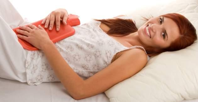 Žena a menštruácia