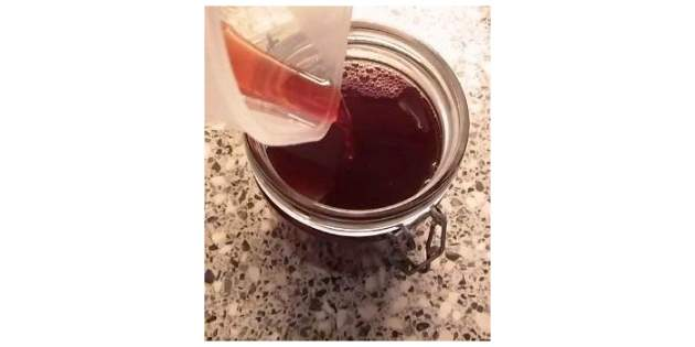 Recept - želé z ruží
