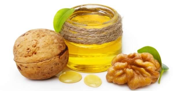 Olej z vlašských orechov