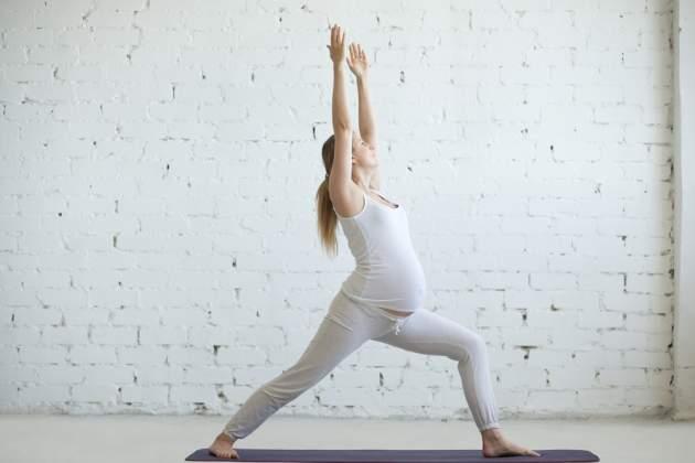 Tehotenstvo a cvičenie