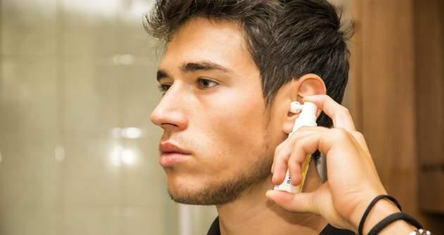 bezpečné čistenie uší na dovolenke