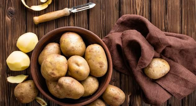 Príprava zemiakov