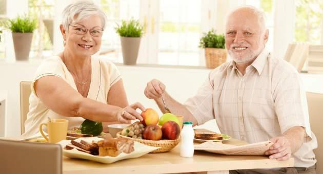 Stravovanie seniorov