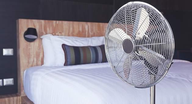 Schladenie bytu bez klímy