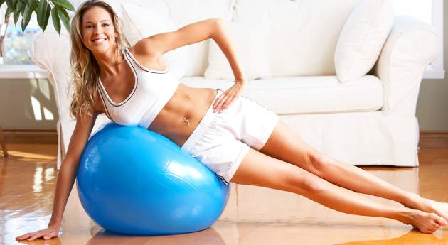 Cvičenie s vlastnou váhou doma