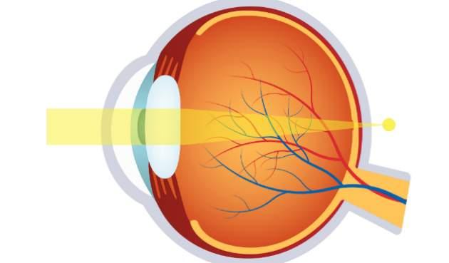Ďalekozraké oko