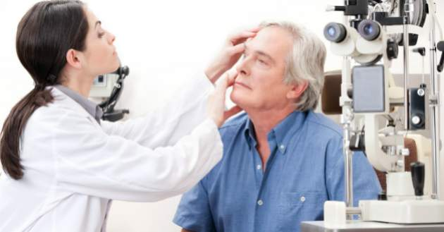 Refrakčné chyby oka