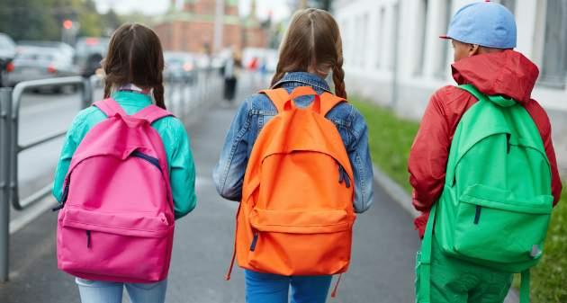 Nástup do školy