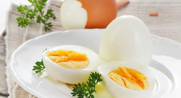 Vajcia natvrdo
