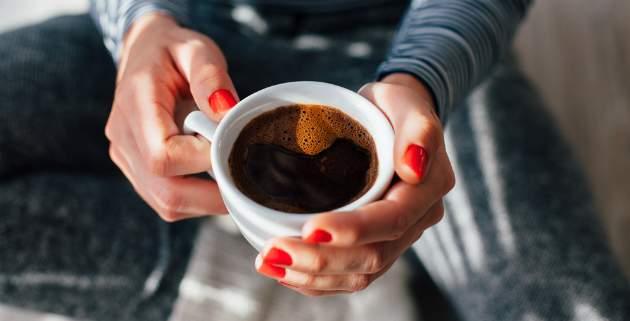 Chyby pri pití kávy