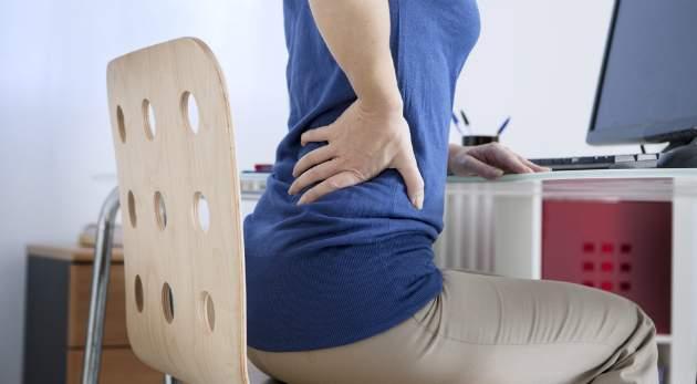Tipy na zdravý chrbát