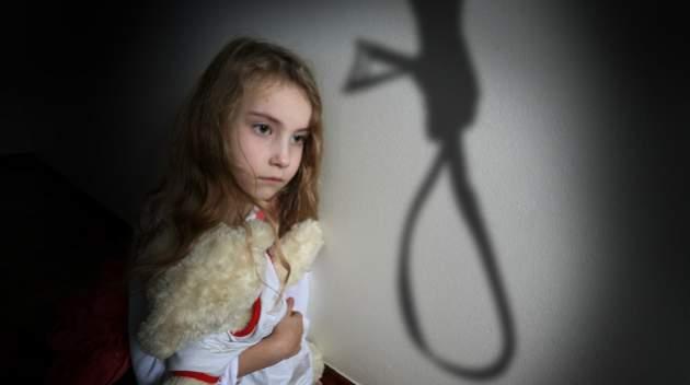 Týrané dieťa