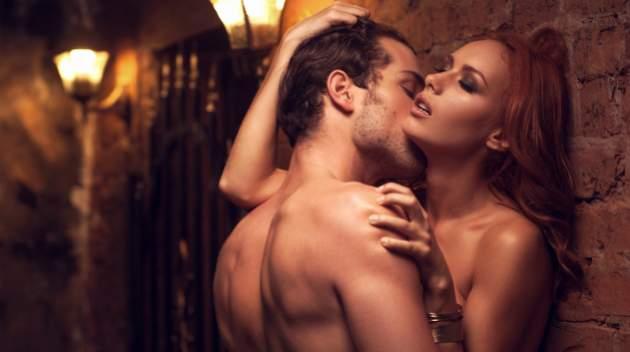 Muž a žena sex