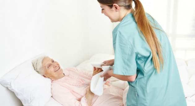 Hygiena pri opatrovaní chorého