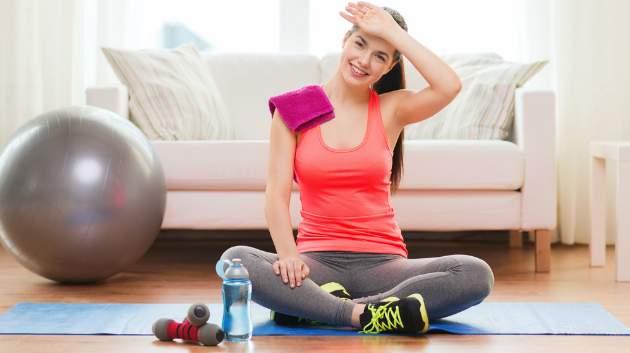 Ako začať cvičiť