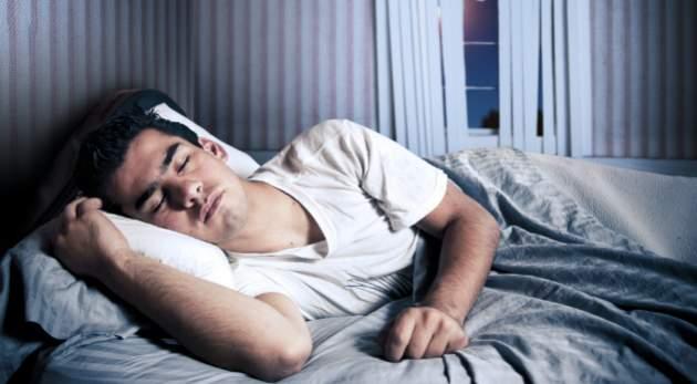 Činnosti tela počas spánku