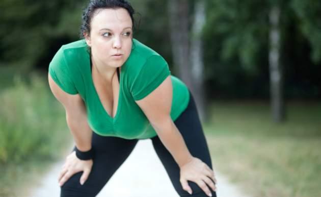 Športovanie pri nadváhe