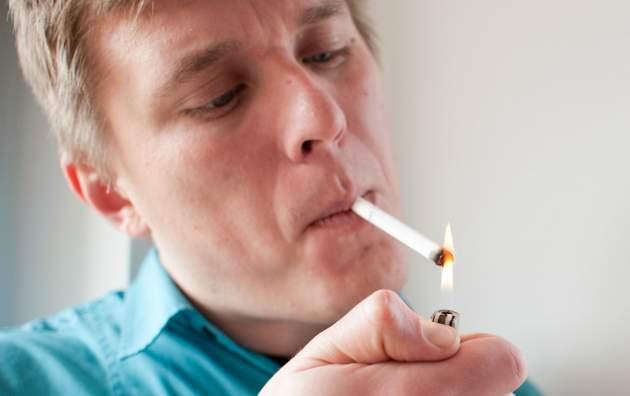 Fajčenie a CHOCHP