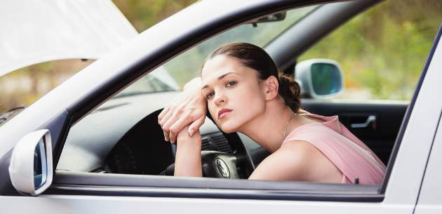 Šoférovanie s epilepsiou