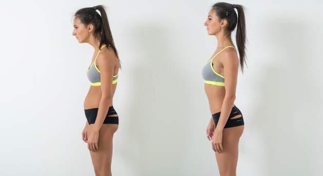 Držanie tela