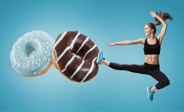 Trénovanie a cukor