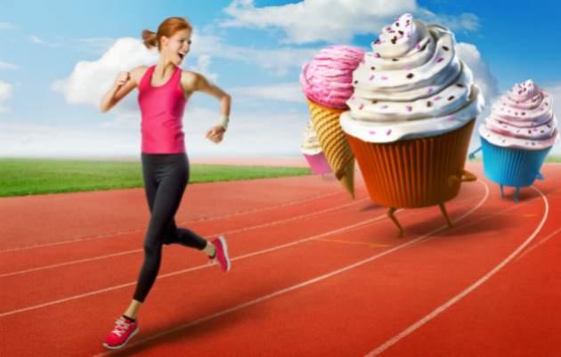 Cukor a športovanie