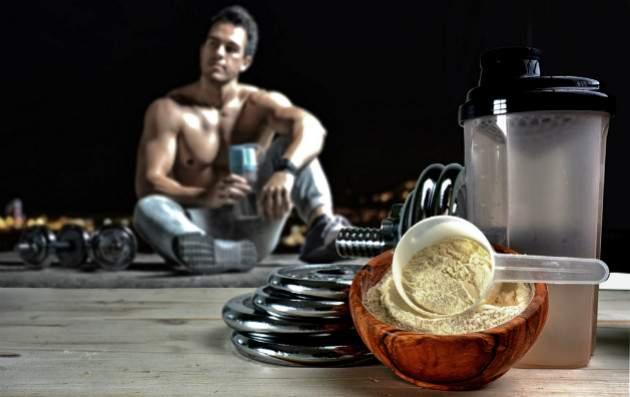 Výživové doplnky pri tréningu