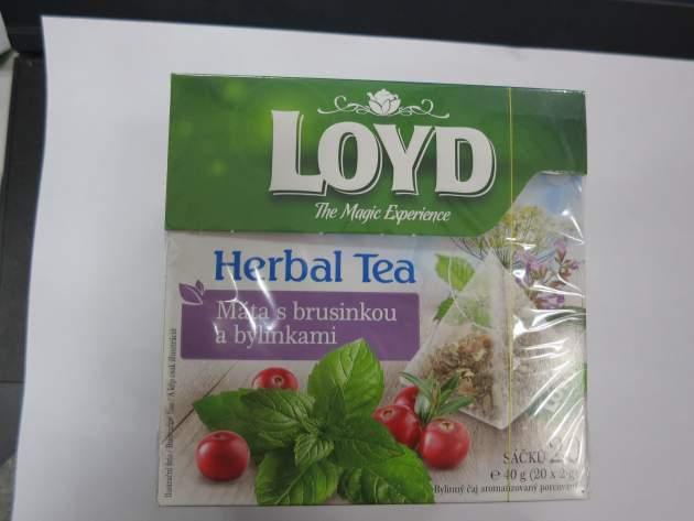 Loyd - Herbal Tea