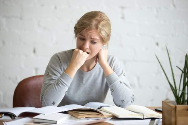 Tréma a stres
