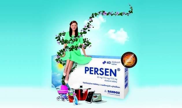 Persen Sandoz - krabička