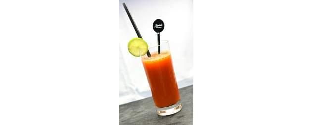 Jablkovo-mrkvový nápoj