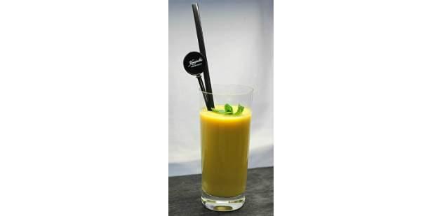 Ananás-biela kapusta nápoj