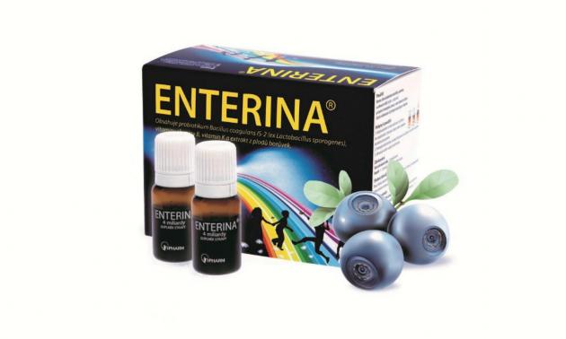 enterina